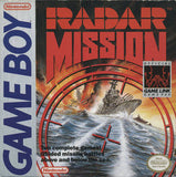 Radar Mission Game Boy Game Off the Charts