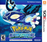 Pokémon Alpha Sapphire 3DS - Off the Charts Video Games