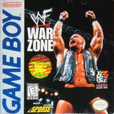 WWF War Zone Game Boy Game Off the Charts