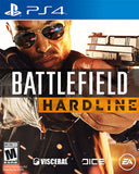 Battlefield Hardline Playstation 4 Game Off the Charts