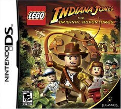 LEGO Indiana Jones The Original Adventures Nintendo DS Game Off the Charts