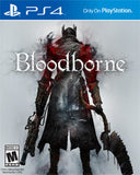 Bloodborne Playstation 4 Game Off the Charts
