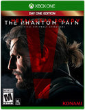 Metal Gear Solid V: The Phantom Pain Xbox One Game Off the Charts