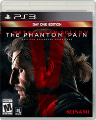Metal Gear Solid V: The Phantom Pain - Off the Charts Video Games