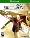 Final Fantasy Type-0 HD - Off the Charts Video Games