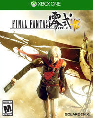 Final Fantasy Type-0 HD Xbox One Game Off the Charts