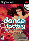Dance Factory Playstation 2 Game Off the Charts