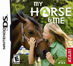 My Horse & Me Nintendo DS Game Off the Charts