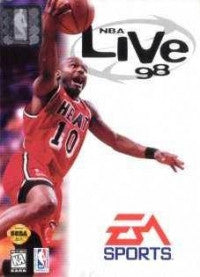 NBA Live 98 CD-i Game Off the Charts