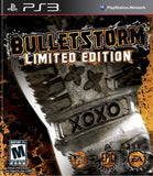 Bulletstorm Limited Edition Playstation 3 Game Off the Charts