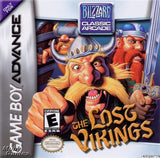 The Lost Vikings Game Boy Advance Game Off the Charts