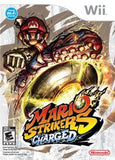 Mario Strikers: Charged Wii Game Off the Charts