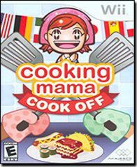 Cooking Mama Cook Off Wii Game Off the Charts