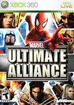 Marvel Ultimate Alliance Xbox 360 Game Off the Charts