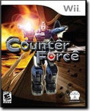 Counter Force Wii Game Off the Charts