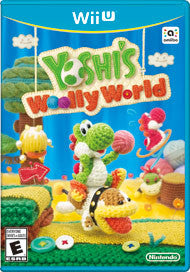 Yoshi's Woolly World Wii U Game Off the Charts