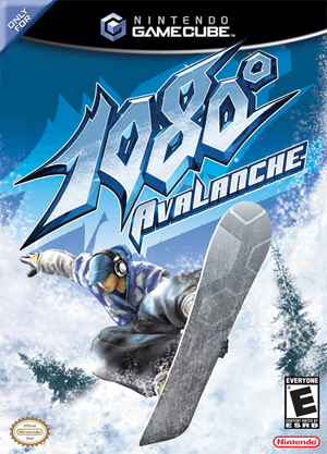 1080 Avalanche Nintendo Gamecube Game Off the Charts