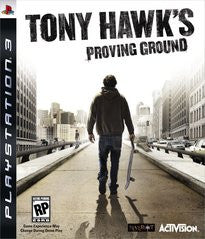 Tony Hawk's Proving Ground - Off the Charts Video Games