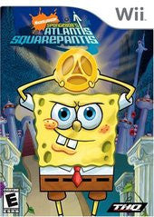 Spongebob Squarepants: Atlantis Squarepantis - Off the Charts Video Games
