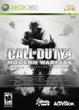 Call Of Duty 4 Modern Warfare Limited Collectors Edition - Off the Charts Video Games