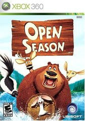 Open Season Xbox 360 Game Off the Charts