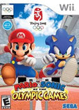 Mario & Sonic at the Olympic Games Wii Game Off the Charts