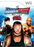 WWE Smackdown vs. Raw 2008 Wii Game Off the Charts