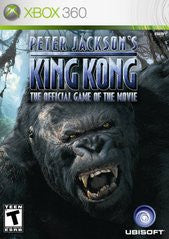 Peter Jackson's King Kong the Official Game of the Movie Xbox 360 Game Off the Charts