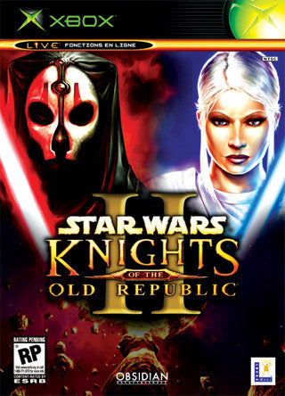 Star Wars Knights of the Old Republic II - Disc Only Xbox Game Off the Charts