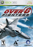 Over G Fighters Xbox 360 Game Off the Charts