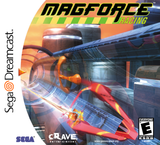 Mag Force Racing Sega Dreamcast Game Off the Charts