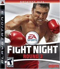 Fight Night Round 3 Playstation 3 Game Off the Charts
