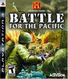 Battle for the Pacific Playstation 3 Game Off the Charts