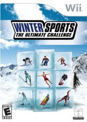 Winter Sports The Ultimate Challenge - Off the Charts Video Games