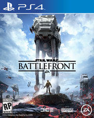Star Wars Battlefront - Off the Charts Video Games