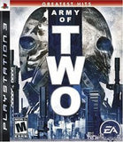 Army of Two Playstation 3 Game Off the Charts