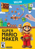 Super Mario Maker Wii U Game Off the Charts