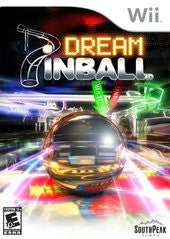 Dream Pinball 3D Wii Game Off the Charts