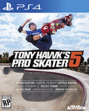 Tony Hawk's Pro Skater 5 - New Playstation 4 Game Off the Charts