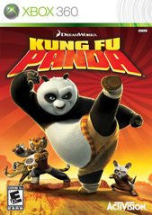 Kung Fu Panda Xbox 360 Game Off the Charts