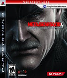 Metal Gear Solid 4: Guns of the Patriots Playstation 3 Game Off the Charts