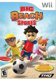 Big Beach Sports Wii Game Off the Charts