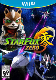 Starfox Zero *PRE-ORDER* Wii U Game Off the Charts