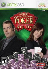 World Championship Poker All In - Off the Charts Video Games