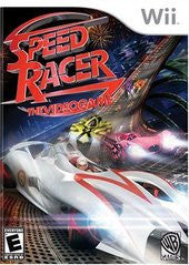Speed Racer Wii Game Off the Charts