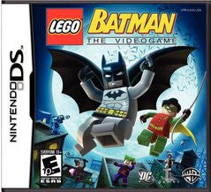 LEGO Batman The Videogame Nintendo DS Game Off the Charts