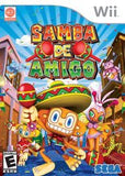 Samba de Amigo Wii Game Off the Charts