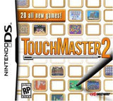 Touch Master 2 Nintendo DS Game Off the Charts
