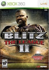 Blitz The League 2 Xbox 360 Game Off the Charts