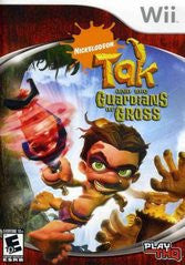 Tak and the Guardians of Gross Wii Game Off the Charts
